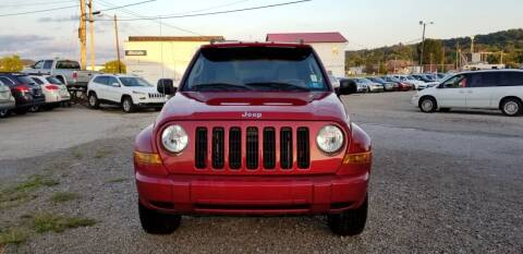 2005 Jeep Liberty for sale at Sissonville Used Cars in Charleston WV