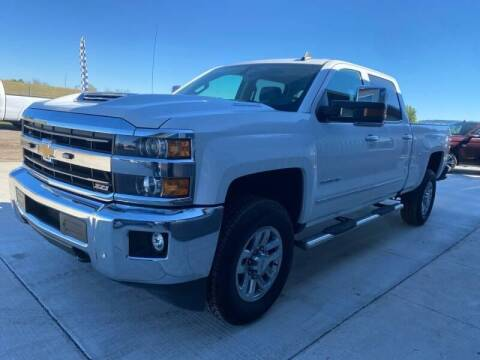 2018 Chevrolet Silverado 2500HD for sale at Platinum Car Brokers in Spearfish SD