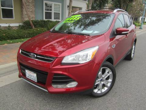2015 Ford Escape for sale at PREFERRED MOTOR CARS in Covina CA