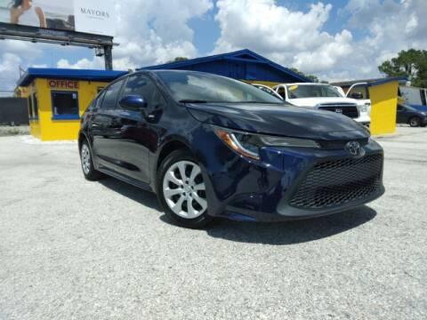 2020 Toyota Corolla for sale at AUTOPARK AUTO SALES in Orlando FL