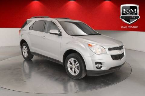 2014 Chevrolet Equinox for sale at K&M Wayland Chrysler  Dodge Jeep Ram in Wayland MI
