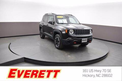 2015 Jeep Renegade for sale at Everett Chevrolet Buick GMC in Hickory NC