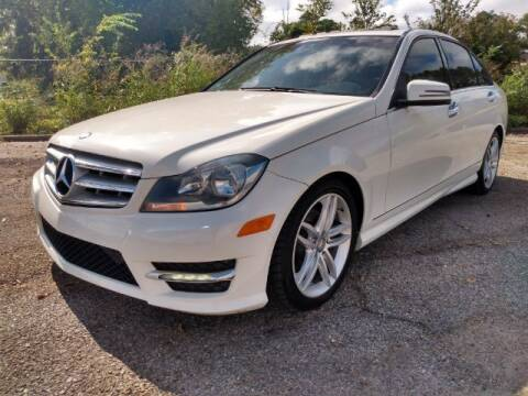 2012 Mercedes-Benz C-Class for sale at 2nd Chance Auto Sales in Montgomery AL