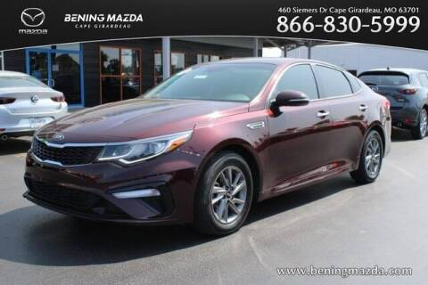2020 Kia Optima for sale at Bening Mazda in Cape Girardeau MO