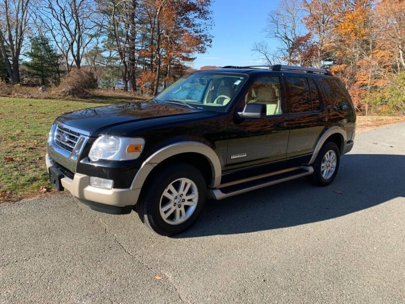 2007 Ford Explorer for sale at Elite Pre-Owned Auto in Peabody MA