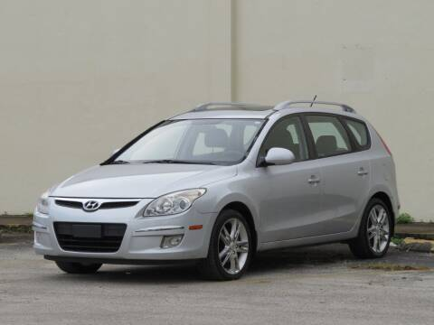 2012 Hyundai Elantra Touring for sale at DK Auto Sales in Hollywood FL
