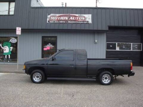 1986 Nissan Truck for sale at Motion Autos in Longview WA