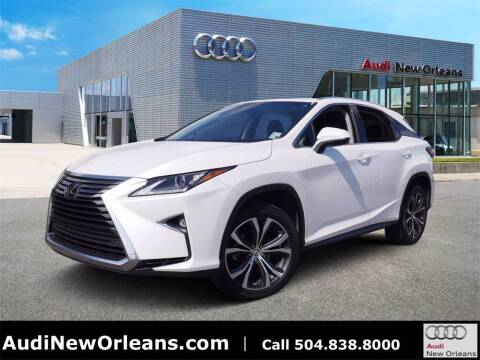2017 Lexus RX 350 for sale at Metairie Preowned Superstore in Metairie LA