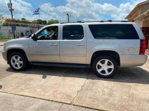 2009 Chevrolet Suburban for sale at Bobby Lafleur Auto Sales in Lake Charles LA