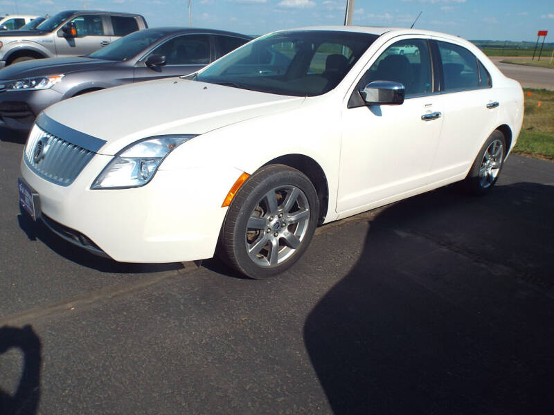 2010 Mercury Milan for sale at G & K Supreme in Canton SD