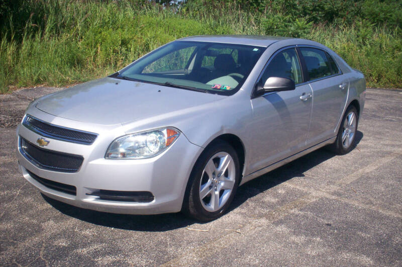2011 Chevrolet Malibu for sale at Action Auto Wholesale - 30521 Euclid Ave. in Willowick OH