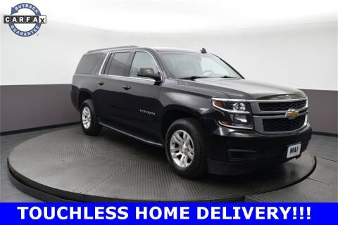 2017 Chevrolet Suburban for sale at M & I Imports in Highland Park IL