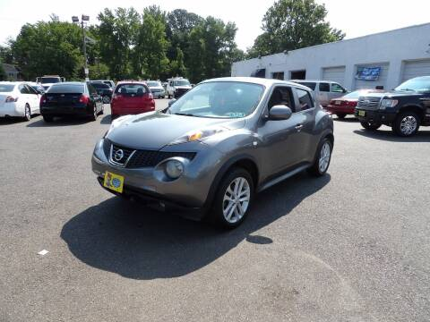 2011 Nissan JUKE for sale at United Auto Land in Woodbury NJ