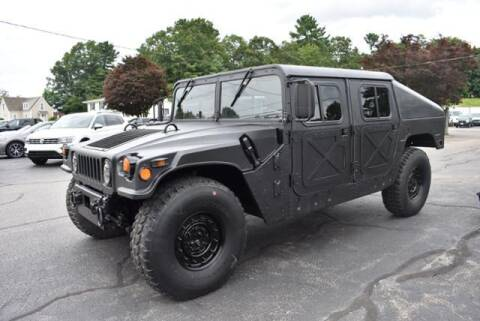 2001 HUMMER H1 for sale at AUTO ETC. in Hanover MA