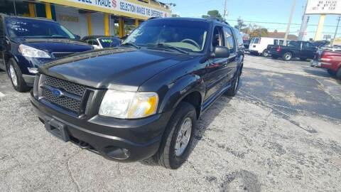 2005 Ford Explorer Sport Trac for sale at Autos by Tom in Largo FL
