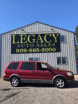 2005 Pontiac Montana SV6 for sale at Legacy Auto Sales in Toppenish WA