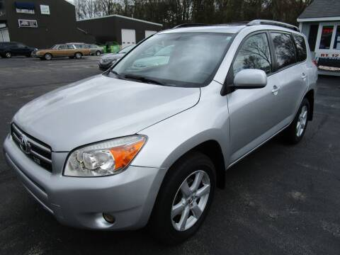 2007 Toyota RAV4 for sale at Route 12 Auto Sales in Leominster MA