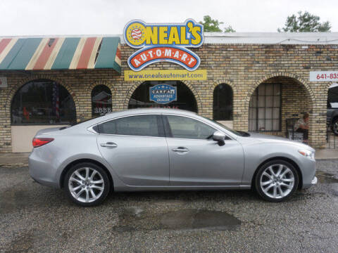 2015 Mazda MAZDA6 for sale at Oneal's Automart LLC in Slidell LA