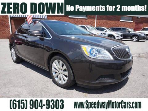 2016 Buick Verano for sale at Speedway Motors in Murfreesboro TN