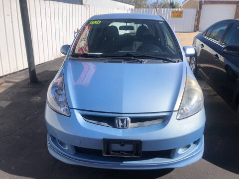 2008 Honda Fit for sale at Moore Imports Auto in Moore OK