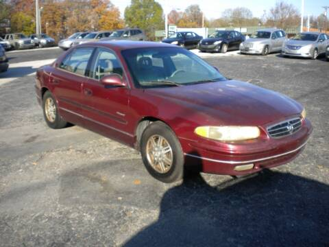 2000 Buick Regal for sale at CASABLANCA AUTO SALES in Greensboro NC