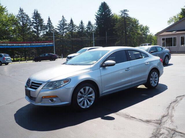 2010 Volkswagen CC for sale at Patriot Motors in Cortland OH