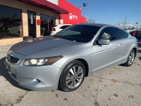 2008 Honda Accord for sale at New To You Motors in Tulsa OK