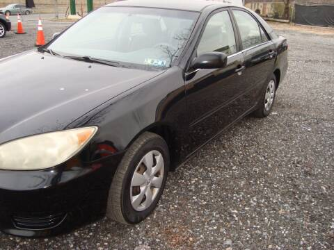 2005 Toyota Camry for sale at Branch Avenue Auto Auction in Clinton MD