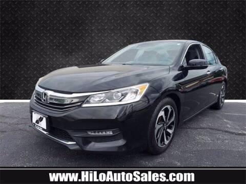 2016 Honda Accord for sale at Hi-Lo Auto Sales in Frederick MD
