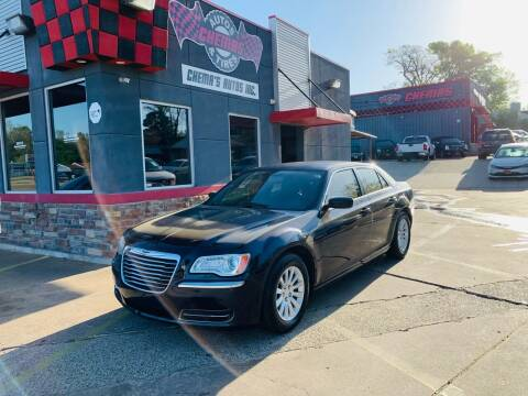 2012 Chrysler 300 for sale at Chema's Autos & Tires in Tyler TX