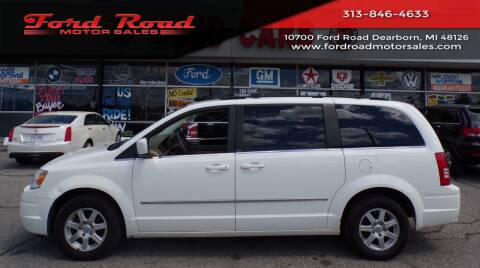 2010 Chrysler Town and Country for sale at Ford Road Motor Sales in Dearborn MI
