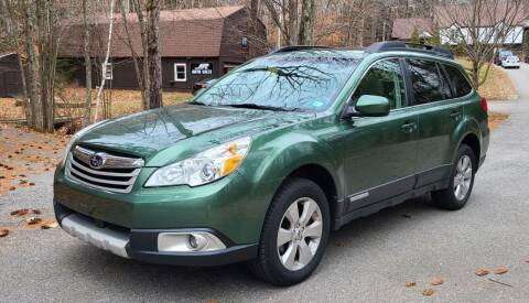 2012 Subaru Outback for sale at JR AUTO SALES in Candia NH