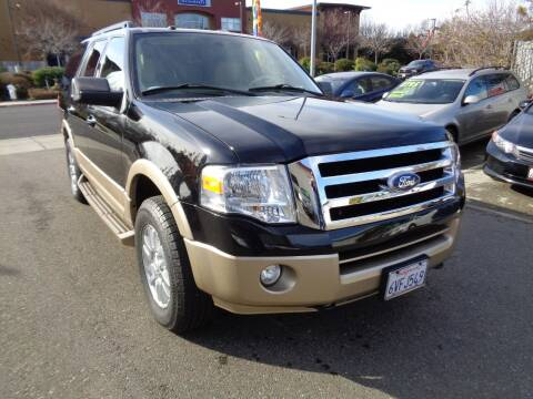 2011 Ford Expedition for sale at NorCal Auto Mart in Vacaville CA