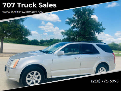 2008 Cadillac SRX for sale at 707 Truck Sales in San Antonio TX