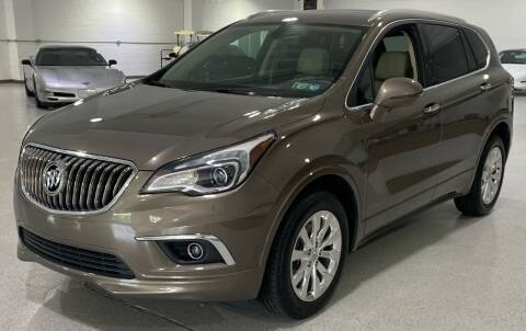 2018 Buick Envision for sale at Hamilton Automotive in North Huntingdon PA