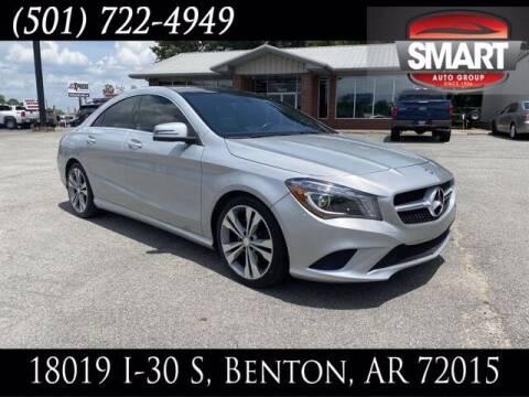 2014 Mercedes-Benz CLA for sale at Smart Auto Sales of Benton in Benton AR