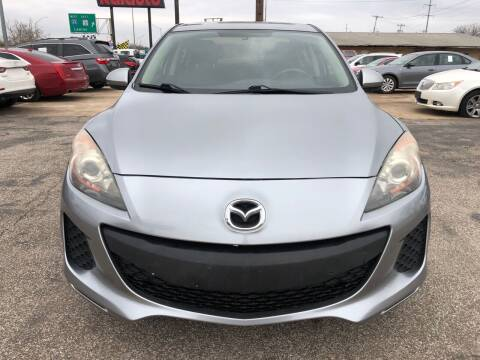 2013 Mazda MAZDA3 for sale at Ital Auto in Oklahoma City OK
