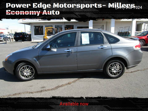 2011 Ford Focus for sale at Power Edge Motorsports- Millers Economy Auto in Redmond OR