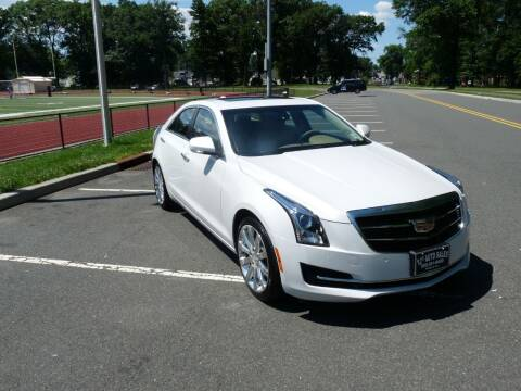 2015 Cadillac ATS for sale at TJS Auto Sales Inc in Roselle NJ