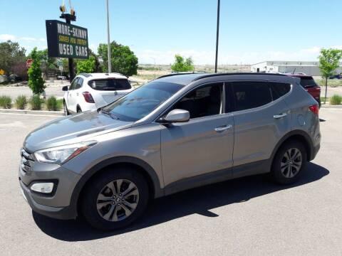 2013 Hyundai Santa Fe Sport for sale at More-Skinny Used Cars in Pueblo CO