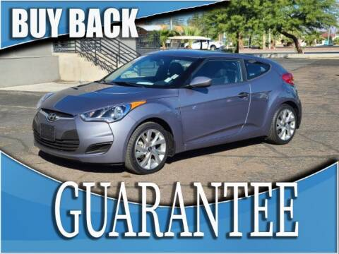 2016 Hyundai Veloster for sale at Reliable Auto Sales in Las Vegas NV
