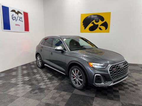 2021 Audi SQ5 for sale at Carousel Auto Group in Iowa City IA