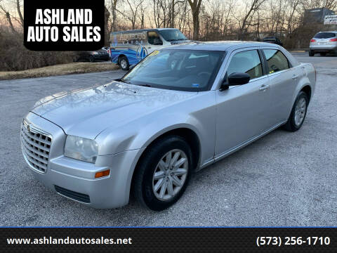 2008 Chrysler 300 for sale at ASHLAND AUTO SALES in Columbia MO