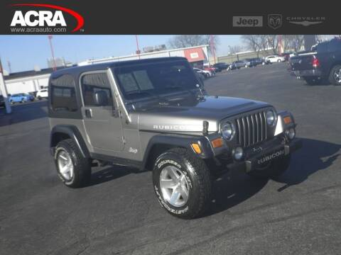 2004 Jeep Wrangler for sale at BuyRight Auto in Greensburg IN