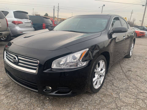 2013 Nissan Maxima for sale at Safeway Auto Sales in Horn Lake MS