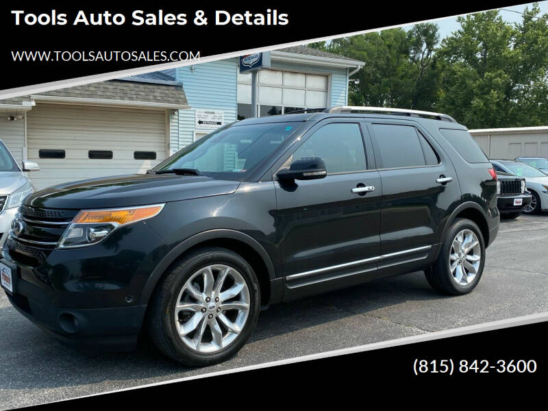 2013 Ford Explorer for sale at Tools Auto Sales & Details in Pontiac IL