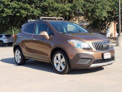 2016 Buick Encore for sale at Don Herring Mitsubishi in Plano TX