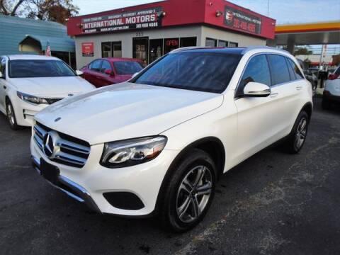 2018 Mercedes-Benz GLC for sale at International Motors in Laurel MD
