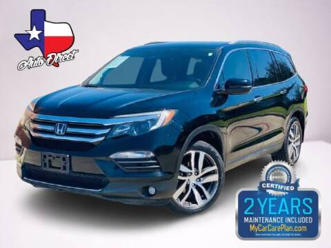 2016 Honda Pilot for sale at AUTO DIRECT in Houston TX