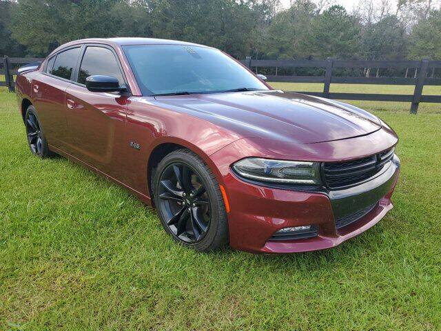 2017 Dodge Charger for sale at Bratton Automotive Inc in Phenix City AL